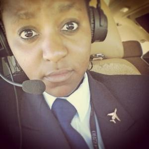 22year old aspiring pilot: Tumi Katisi