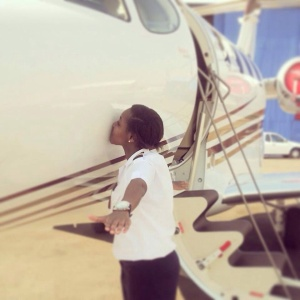 Most Aspiring Pilot of 2015: Tumi Katisi